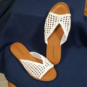 Lucky Brand Slide Sandals